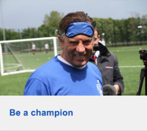 Being a Champion