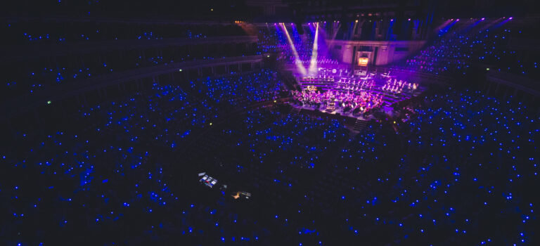 Dance of a Thousand Lights for The Blue Lamp Foundation
